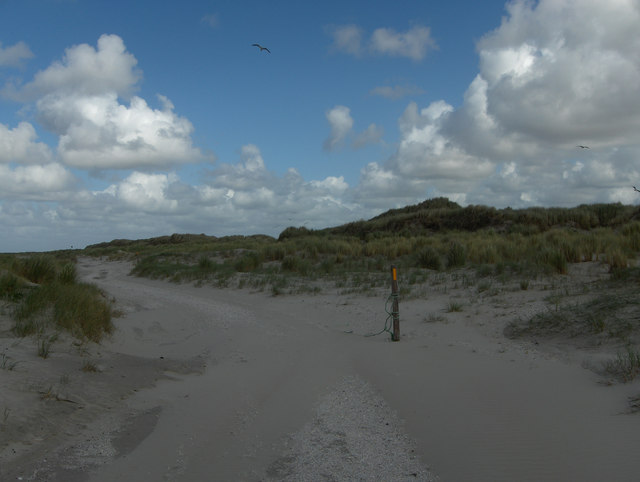 Juist: Ostende