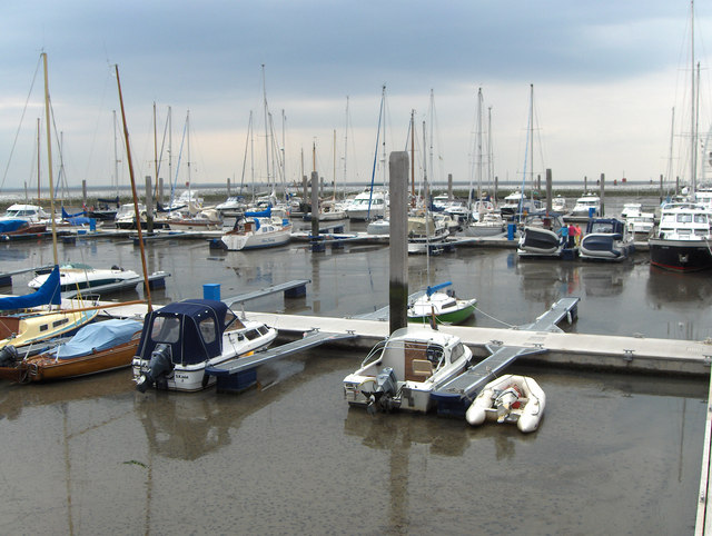 Juist: Seglerhafen