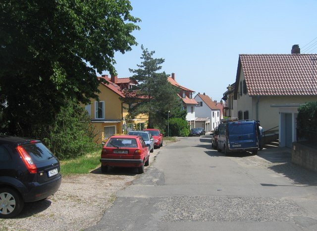 Hainstraße, Gimmeldingen