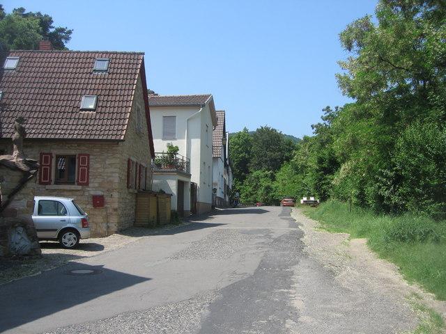 Gimmeldingen - Hainstraße