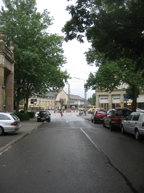 Am Stadtgarten