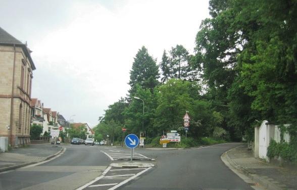 Gimmeldingerstraße / Villenstraße