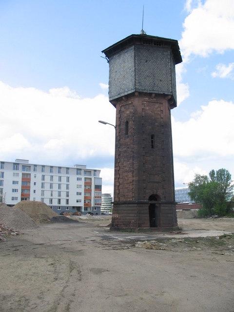 Südstadt-Ost - Alter Wasserturm