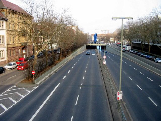 Kriegsstraße Karlsruhe