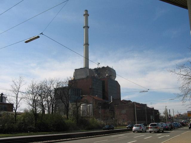 Heizkraftwerk West Karlsruhe