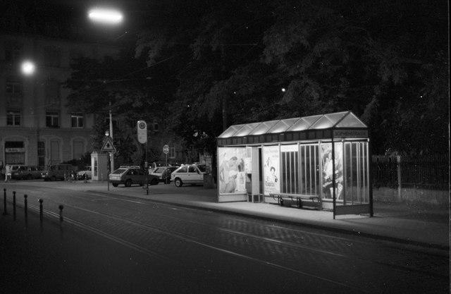 Straßenbahnhaltestelle Sopienstraße