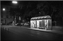 UMV5428 : Straßenbahnhaltestelle Sopienstraße von Harald Kucharek