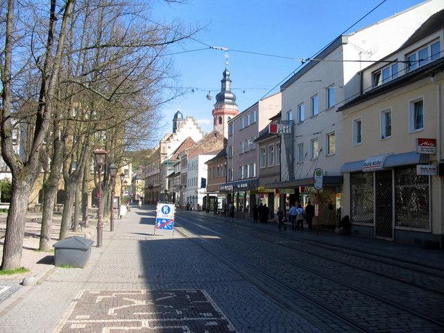 Fußgängerzone Durlach