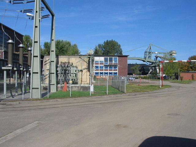 Rheinhafendampfkraftwerk Karlsruhe