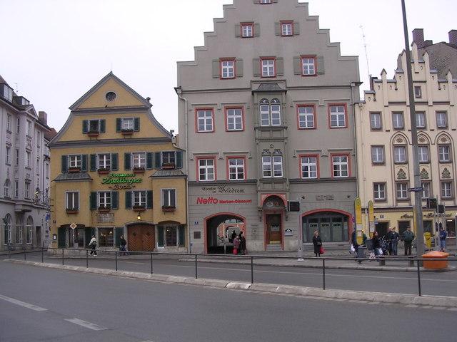 Netto Regensburg