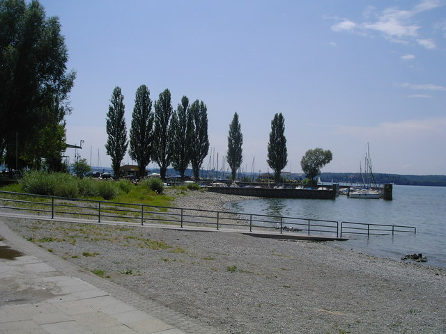 Harbour at Unteruhldingen