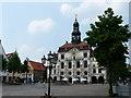 UNE9301 : Lüneburg - Rathaus (Lueneburg - town hall) by Udo und Joan Fugel