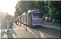 ULB5544 : Tram on Route 1 at  Neumarkt von Dr Neil Clifton