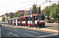 ULC6000 : Stadtbahn car at Holsterhuserplatz von Dr Neil Clifton