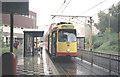 ULC4500 : Tram at Duisburg Hbf von Dr Neil Clifton