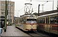 ULB4576 : Tram outside Dusseldorf Hbf von Dr Neil Clifton