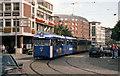 UMD8781 : Tram on Route 1 in Bremem von Dr Neil Clifton