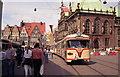 UMD8780 : Tram on Route 2 near Bremen Rathaus von Dr Neil Clifton