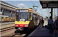 UMV5626 : Tram in Karlsruhe Hauptbahnhof von Dr Neil Clifton