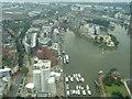 ULB4376 : Düsseldorf  Hafen (Duesseldorf harbour) von Udo und Joan Fugel