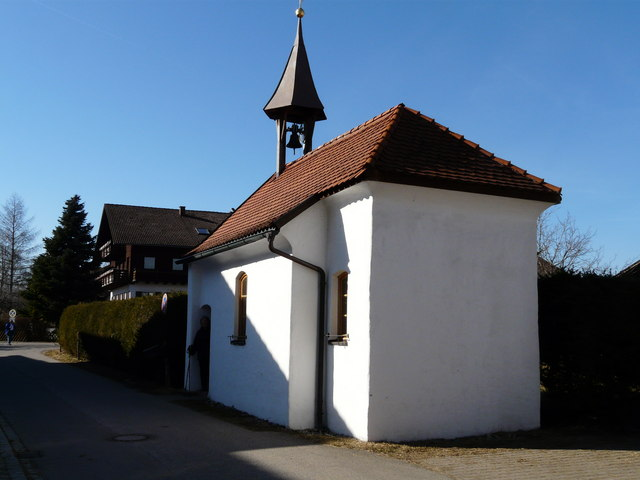 Kapelle in See (Chapel in See)