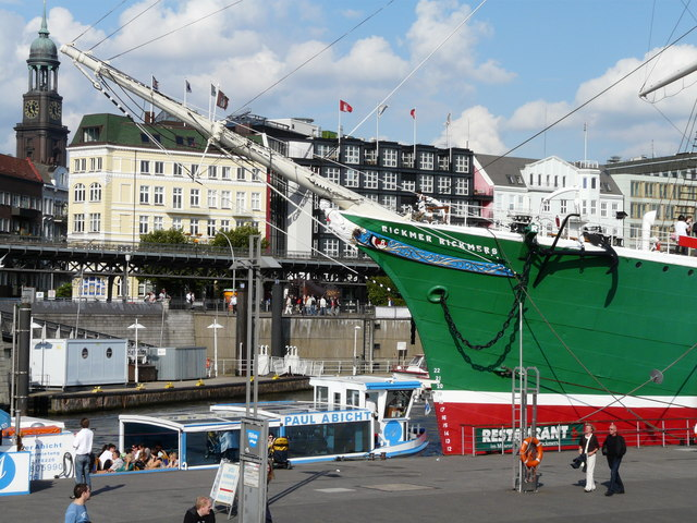 Hamburger Hafen (Hamburg harbour)