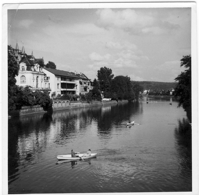 Ein Sommernachmittag in Tübingen (A summer's afternoon in Tubingen)