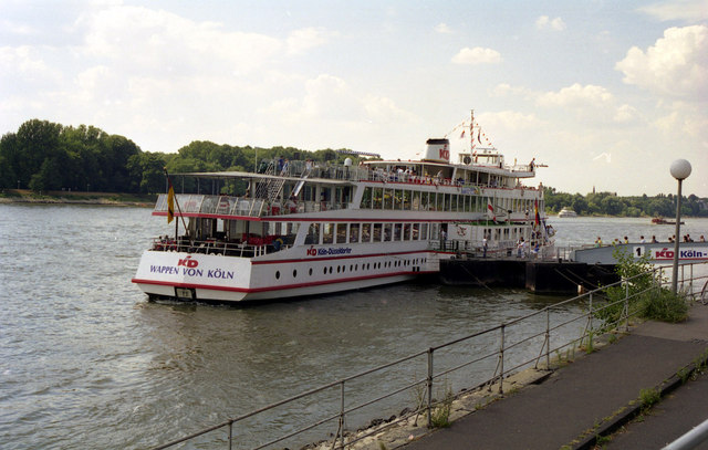 A trip on the River Rhine