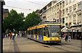 UMV5628 : Tram on Kaiserstrasse von Dr Neil Clifton