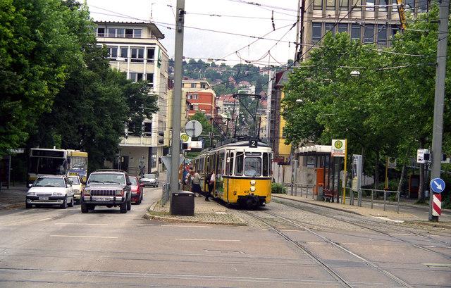 Berliner Platz Stuttgart