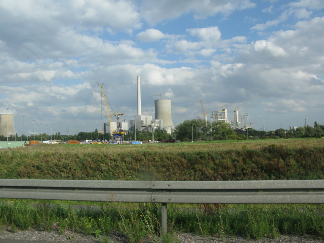 New power station at Schmehausen