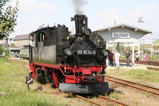 Oschatz station