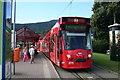 UMU1715 : Freiburg:  tram at Littenweiler von Dr Neil Clifton