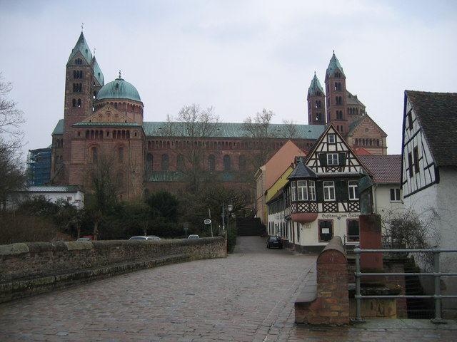 Speyer, Dom (Speyer, cathedral)