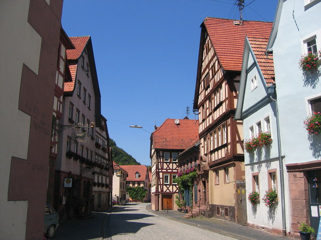 Maintal, Rothenfels (Main valley, Rothenfels)
