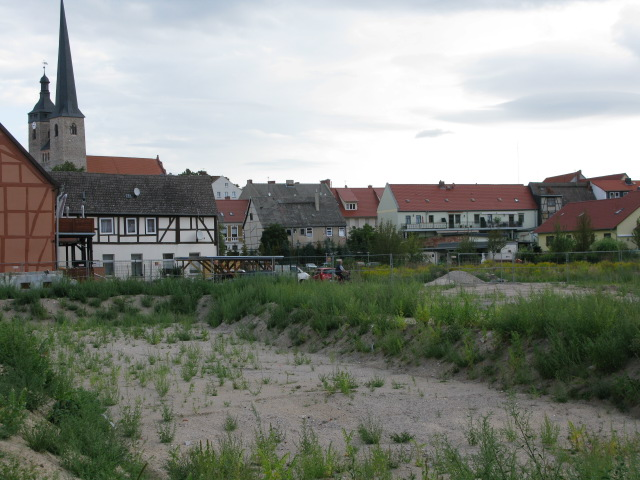 Building plot in Burg