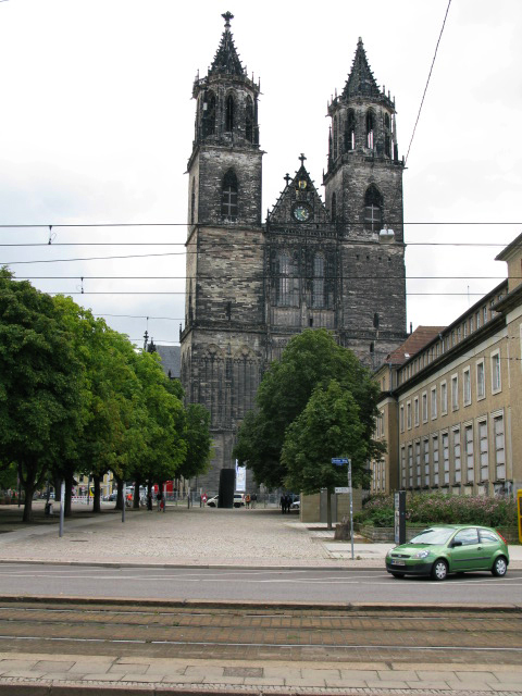 Magdeburg Dom (Cathedral of Magdeburg)