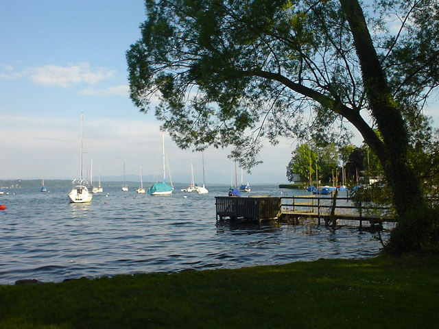 Starnberger See in Tutzing