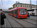 UUS5433 : Tram outside Chemnitz Hbf von Dr Neil Clifton