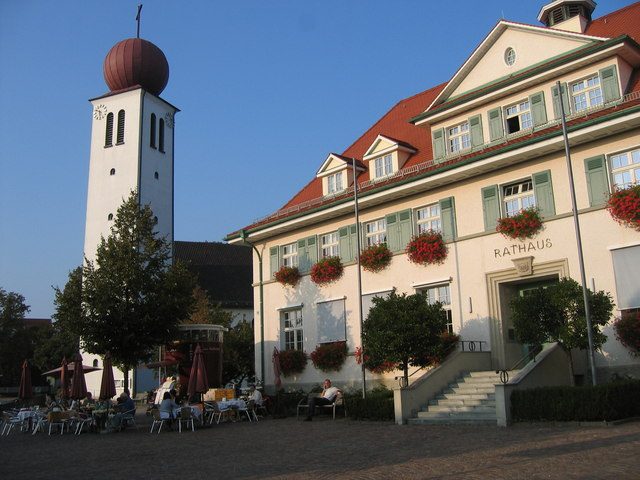 Kressbronn am Bodensee (Kressbronn on Lake Constance)