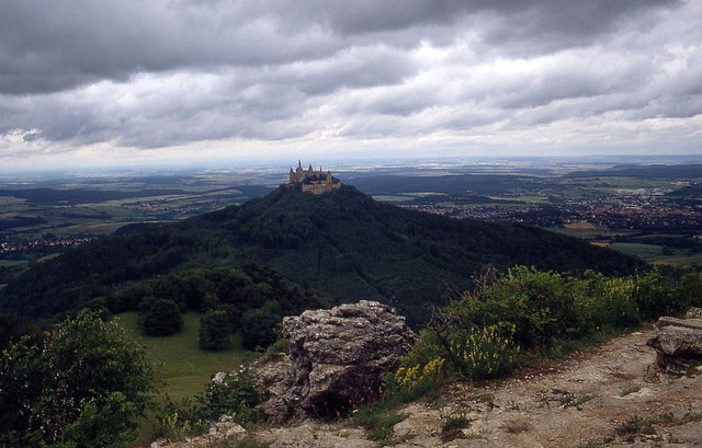 Am Hohenzollern (At the Hohenzollen)