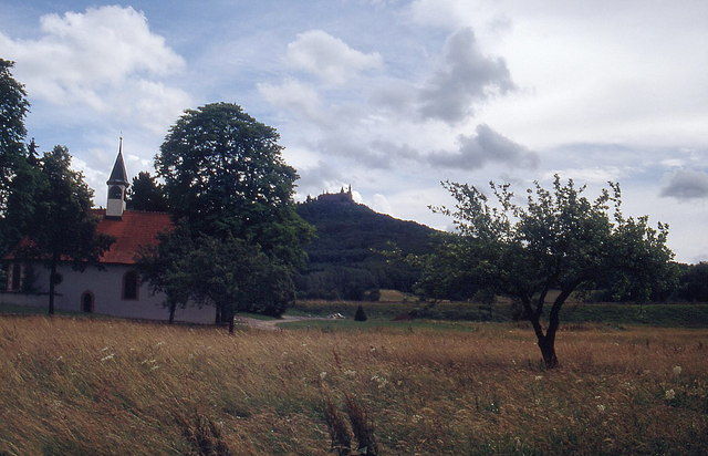 Heiligkreuzkapelle bei Hechingen (Chapel of the Holy Cross near Hechingen)