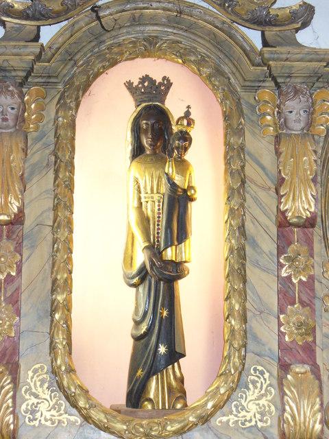 Die Schwarze Madonna von Beilstein