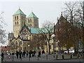 UMC0557 : Münster, Domplatz by Udo und Joan Fugel