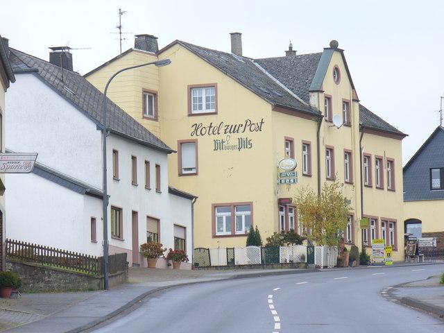 Hotel Zur Post Pasing Speisekarte