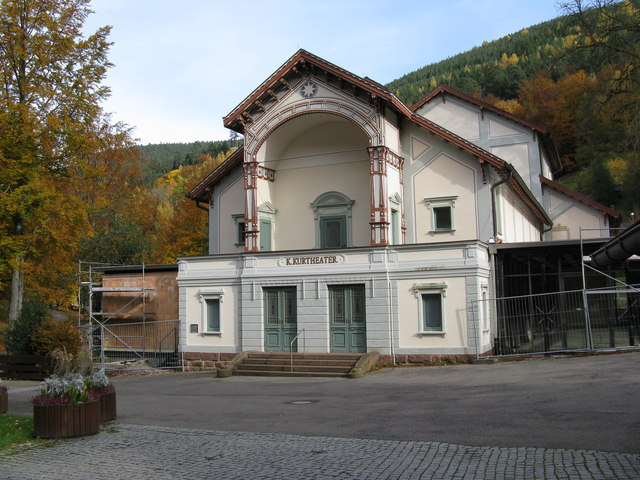 Kurtheater, Bad Wildbad
