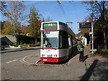 UMU1412 : Dorfstrasse Tram Terminus, Guentersta; von Dr Neil Clifton