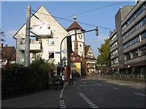 UMU1416 : Schwabentor, Freiburg von Dr Neil Clifton
