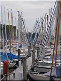 UPE2380 : Segelboote von Sebastian und Kari