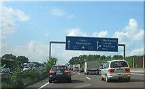 ULC4808 : Starker Verkehr - A3 bei Biefang von Sebastian und Kari